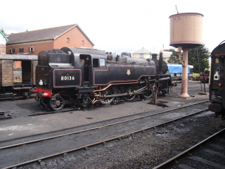 80136-on-shed-at-Minehead.jpg